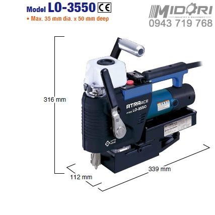 Máy khoan từ LO-3550