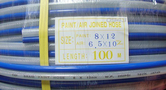 Dây Sơn 3 Lớp Nylon+Dây Hơi PU PRONA 8x12+6.5x10mm