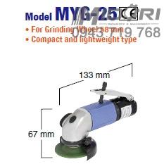 Máy mài hơi MYG-25